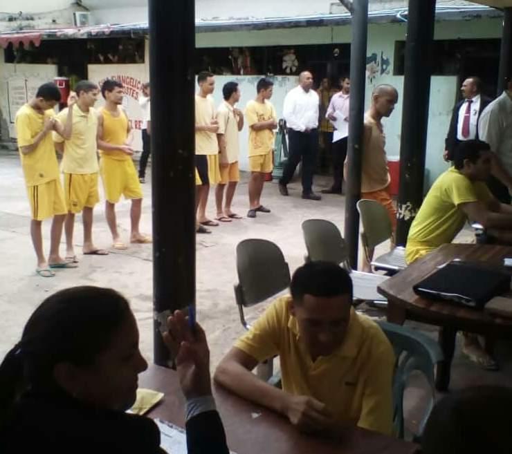 Segundo plan de atención integral para población de privados de libertad se efectuó este mes de mayo en Apure.
