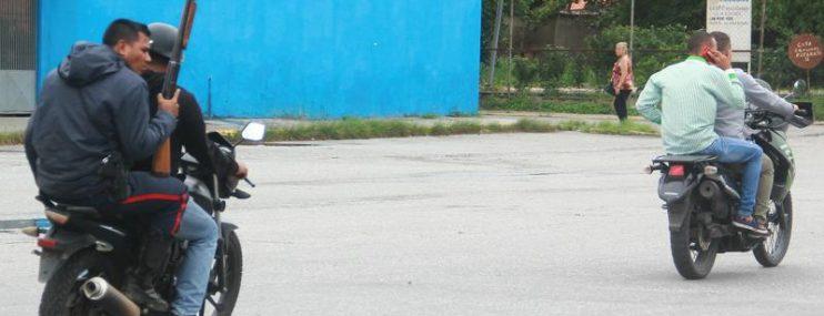 Fuga y muerte en Policía Municipal de Iribarren en Lara