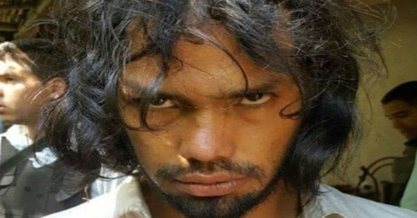 """El """"Comegente de Río Chico"""" está preso en un calabozo policial de la zona"""