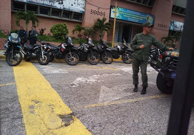 Reos del Cicpc-Mérida levantaron huelga de sangresin conseguir traslados a penales
