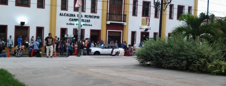 Mérida: Con un cigarrillo paga el privado de libertad una llamada telefónica a su hijo