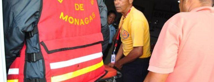 Grave recluso que recibió golpiza en calabozo de la Policía del estado Monagas