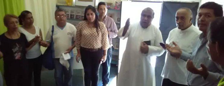 En Lara inauguran sede de Pastoral Católica Penitenciaria