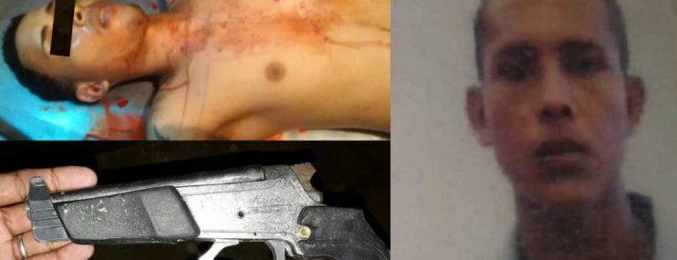 Policías ultimaron a uno de los 11 evadidos del retén de Tucacas