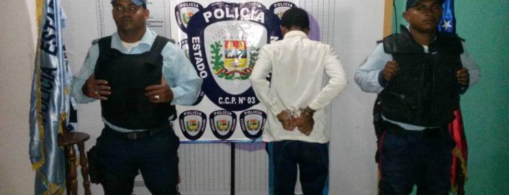 Tres de los once evadidos en Tucacas fueron recapturados
