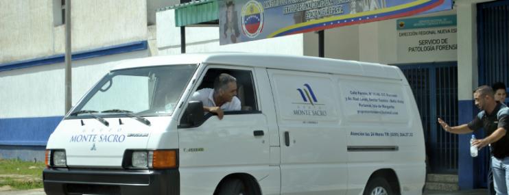 Sepultar a un preso fallecido es un viacrucis para sus familiares en Nueva Esparta