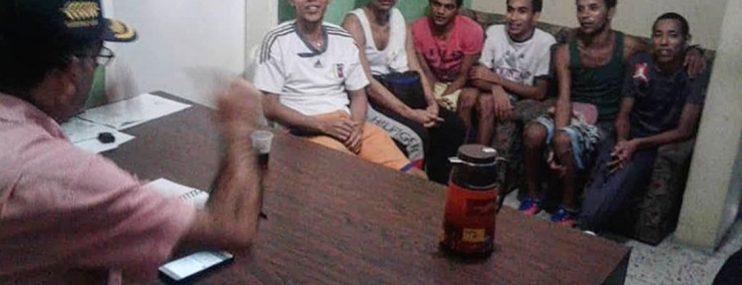 Falcón: Reos de Tucacas exigieron celeridad procesal