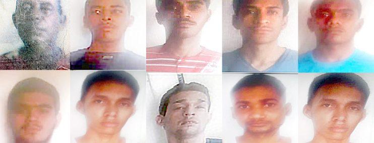 Aragua: Se fugan 11 reclusos de comisaria de Barbacoas