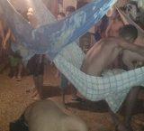 Caracas: Familiares de la población reclusa detenida en la PNB de El Valle piden donativos de guantes y tapabocasAngélica Lugo, UVL / Caracas