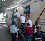 Efectuaron jornada de cedulación en retén de San Carlos del Zulia