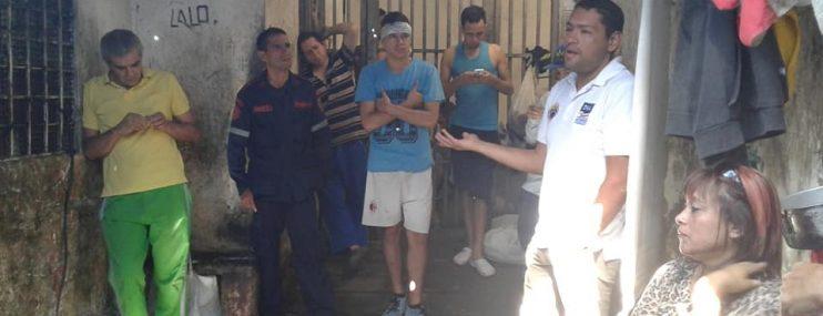 Mérida: Unidad de atención integral al privado de libertad brinda apoyo a detenidos en CDP merideños