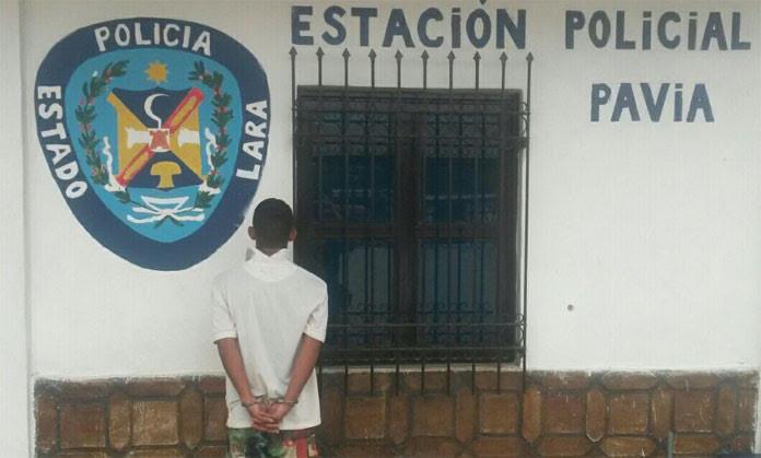 Lara: adolescente se fuga y policías ni se enteran