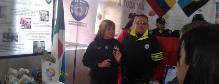 Policía de Mérida obtuvo tercer lugar en concurso de buenas prácticas policiales