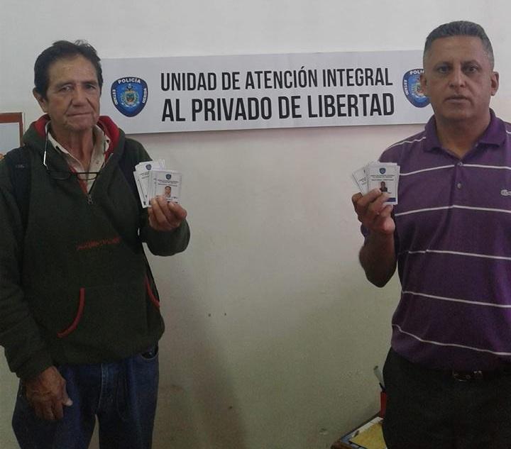 CreanPastoral Cristiana Policial al servicio de los privados de libertad recluidos en los CDP de Mérida