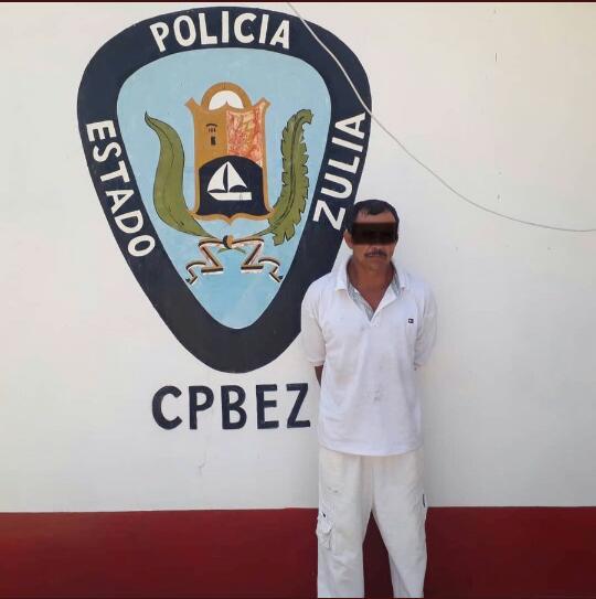 Intenta entregarle marihuana a un preso en un comando policial en Zulia