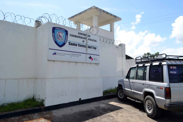 Miranda: Solicitan apoyo policial para controlar motín en calabozo de Polimiranda tras intento de fuga