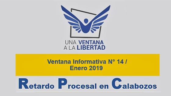 Presentación Boletín Ventana Informativa N° 14
