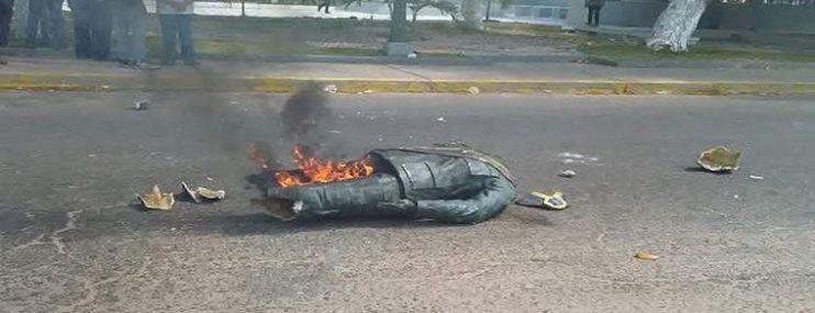 Zulia: Prohibieron las visitas tras la llegada de los detenidos en manifestación