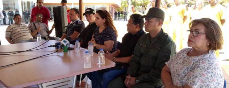 Gobernación de Falcón recupera hotel con presos de la Comunidad Penitenciaria de Coro