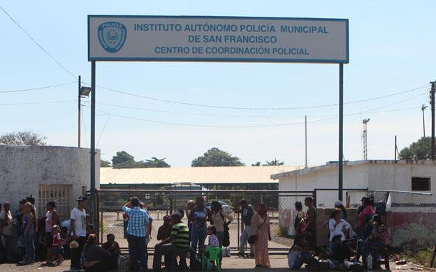 Zulia: Polisur refuerza seguridad en sus calabozos con presos