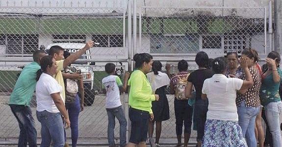 Zulia: Quiso derrocar al pran  y en plena visita y lo mataron a tiros