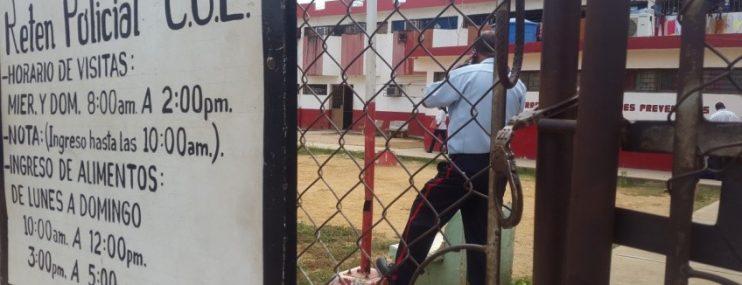 Con calor y hambre viven los confinados en Zulia