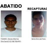 Lara: Abatido sexto reo fugado de Río Claro y detienen a 4 damas involucradas en conflicto