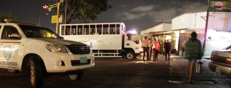 Una huelga, necesidad de camiones cisternas y adquisición de plantas han dejado los apagones en Lara