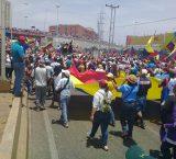 Quedan en libertad dos de los cinco detenidos por Protesta en Anzoátegui