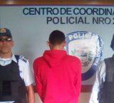 Polifalcón recaptura evadido de la PNB en Carirubana
