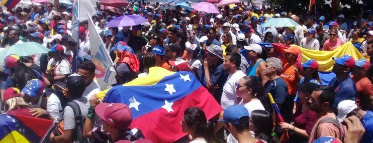 En Mérida privan de libertad a siete personas detenidas en las protestas del primero de mayo en  Tucaní.