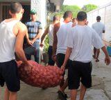 Centros de Detención del Menor en Naguanagua recibieron alimentos donados por el gobierno de Carabobo