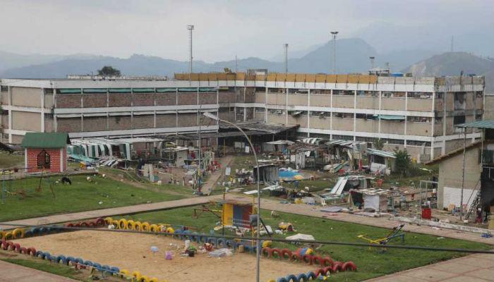 Detenidos de carcel militar en Táchira se declaran en huelga