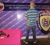 Miranda: Detuvieron a preso que se fugaba de Polizamora para cometer delitos