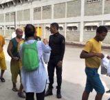 Lara: Cruz Roja entrega ayuda en penales