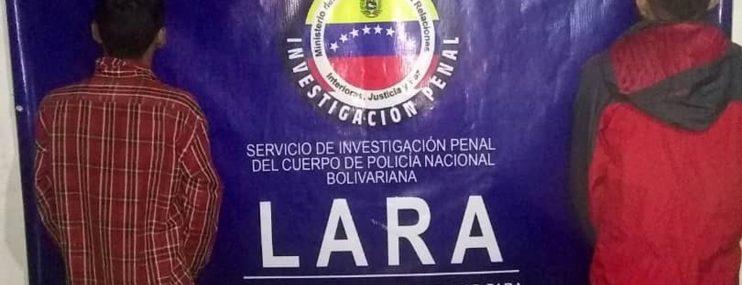 Lara: Preso estafa y ordena robos desde la cárcel de Uribana
