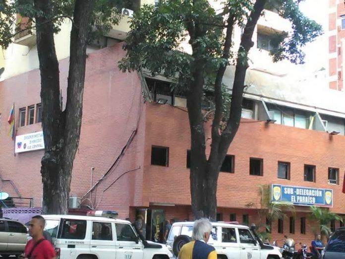 Caracas: 30 presos se fugaron del Eje de Homicidios del Cicpc ubicado en El Paraíso