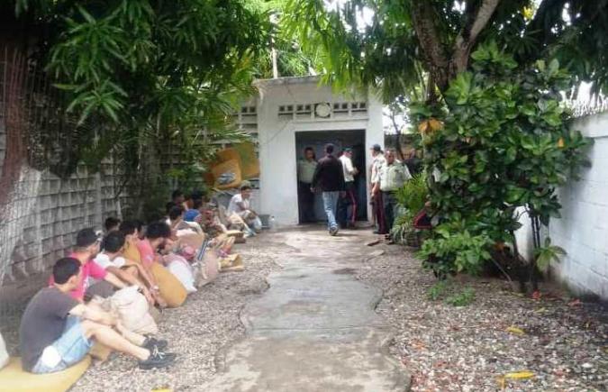 Miranda: Autoridades frustraron otra fuga en la Policía Municipal de Urdaneta