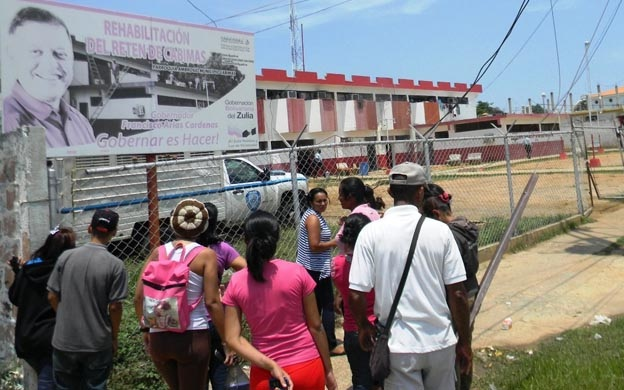 Zulia: Conas toma adyacencias del retén de Cabimas mientras se evalúa su intervención o cierre