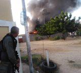 Zulia: Gobernador amenaza con cierre del retén de Cabimas sin mencionar muertos ni heridos tras explosión de granadas e incendio