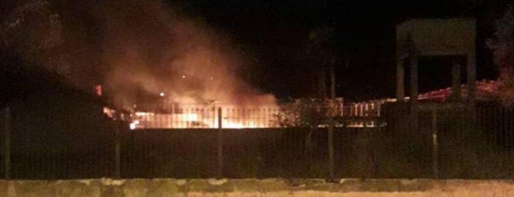 Carabobo: Reportan incendio y presunta fuga en el reclusorio femenino de Naguanagua