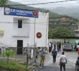 Reclusos del eje homicidios del Cicpc-Guarenas protagonizaron motín este #19Ene