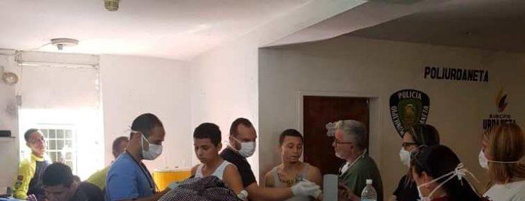 Miranda: Privados de libertad de Poli-Urdaneta recibieron atención médica