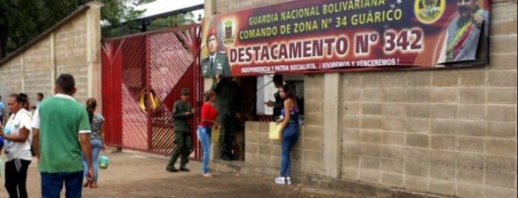 Guárico: Cuatro reos fugados murieron y uno fue recapturado en Calabozo.