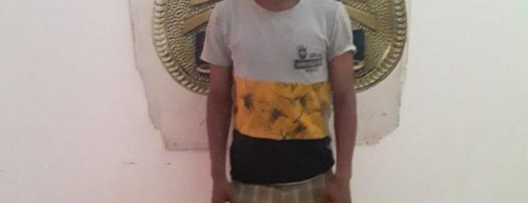 Zulia. Su nerviosismo lo llevó nuevamente a la cárcel a tres meses de su fuga