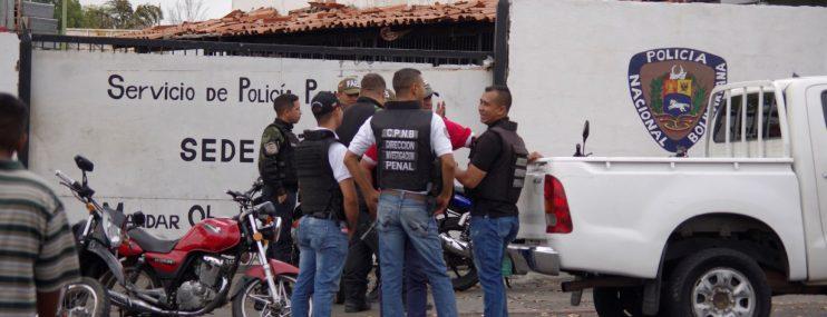 Lara: Negativa a traslado de presos, da pie a protesta en la PNB