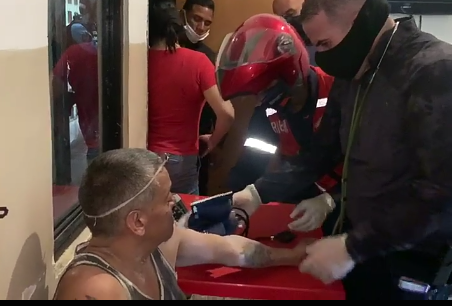 Realizan jornada médica-jurídica en Retén de Caraballeda tras motín de reclusos bajo custodia del Cicpc