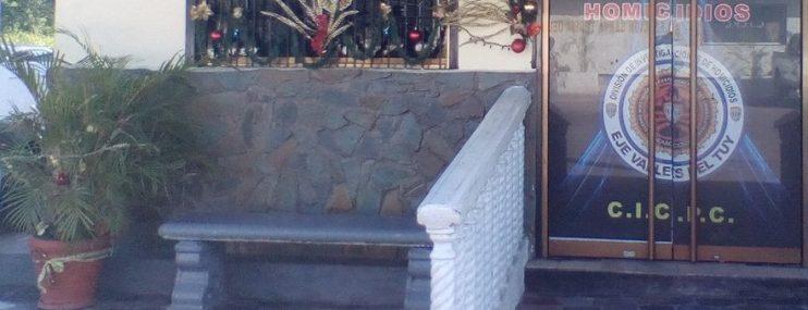 Miranda: Presos del Eje contra Homicidios del Cicpc de Santa Teresa del Tuy cumplen huelga de hambre