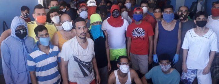 Presos de CDP Nueva Esparta amenazan con huelga de hambre