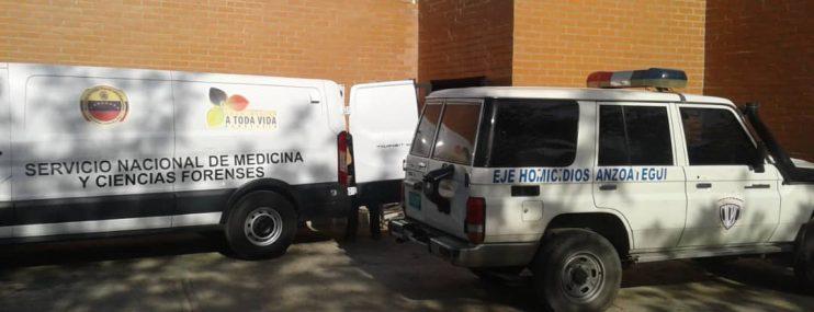 Anzoátegui: Asesinaron al tercero de los cuatro evadidos del Cicpc en Pariaguán